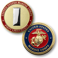 U.S. Marines First Lieutenant