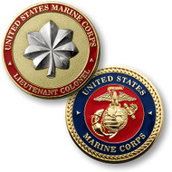 U.S. Marines Lieutenant Colonel