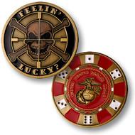Feelin' Lucky -- Marine Corps