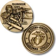 Gunner Up - USMC