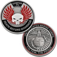Marines Death Before Dishonor