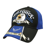 Military Eagle Scream: Air Force Hat