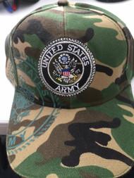 CAP-U.S. ARMY CAMO Hat