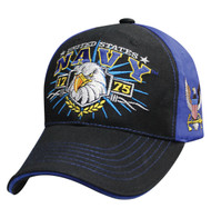 Military Eagle Burst: Navy HAT