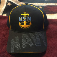 Freedom Fighter Navy HAT