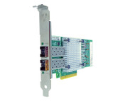 HPE NC523SFP 593717-B21 10Gb Dual Port PCI Express-2.0 256 MB Ram Wired Ethernet Server Network Adapter for Proliant Server