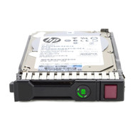 HPE 765424-B21 600GB 15000RPM 3.5inch Large Form Factor SAS-12Gbps SmartDrive Carrier Hot-Swap Enterprise Hard Drive for Proliant Generation8 and Generation9 Servers