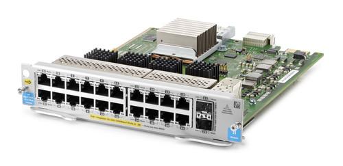 HPE J9549A-61001 20-Port Gig-T/4-Port 10/100Mb Lan SFP V2 Zl Expansion Module