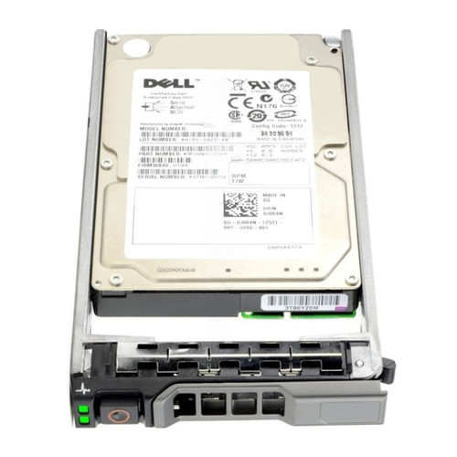 Dell 06GR83 1.2TB 10000RPM 2.5inch Small Form Factor 64 MB Buffer SAS-6Gbps Hot-Swap Internal Hard Drive for PowerEdge and PowerVault Server
