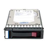 HP 416127-B21 300GB 15000RPM 3.5inch Large Form Factor SAS-3Gbps Dual Port Hot-Swap Internal Hard Drive for Proliant Server and Storage Arrays