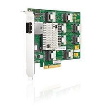 HP 462828-B21 600MBps Smart Array P212/Zero Memory PCIe 2X8 SATA-3Gbps/SAS-6Gbps Storage Controller