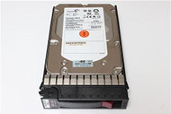 HP DF0300B8053 300GB 15000RPM 3.5inch Large Form Factor Dual Port SAS-3Gbps Hard Drive for Proliant Server