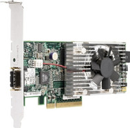 HPE NC510C 414129-B21 10Gbps PCI Express -1.1 x8 Plug in card Multifunction Gigabit Ethernet Network Adapter for Proliant Server