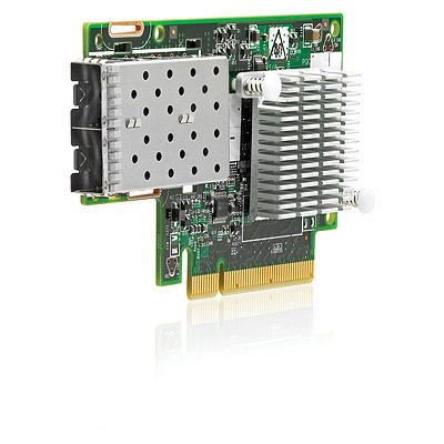 HPE NC524SFP 489892-B21 10Gbps Dual Port PCI Express -2.0 x8 Plug-in Card Wired Network Adapter for Proliant Server