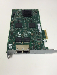 HPE NC380T 394795-B21 1Gbps Dual Port 1000Base-T - RJ-45 PCI Express x4 Plug-in card Wired Network Adapter for Generation1 to Generation7 Proliant Server