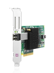 HPE 81E 489192-001 8Gb Single Port PCI Express 2.0 x4 / PCI Express x8 Fiber Channel Host Bus Adapter for Proliant Server