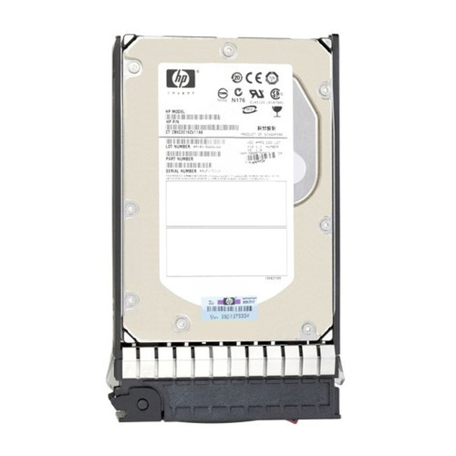 HPE 787642-001 600GB 15000RPM 2.5inch Small Form Factor SAS-12Gbps Dual Port Hot-Swap Enterprise Internal Hard Drive for MSA 1040/2040