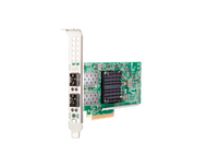 HPE 817718-B21 10Gbps Ethernet or 25Gbps Ethernet Dual Port 631SFP28 Network Adapter for Proliant Generation10 Servers (3 Years Manufacturer Warranty)