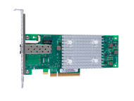 HPE StoreFabric P9D93A SN1100Q 16Gbps PCI Express 3.0 Single Port Low Profile Fibre Channel Host Bus Adapter