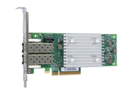 HPE StoreFabric 853011-001 SN1100Q 16Gbps Dual Port Low Profile PCI Express 3.0 Fibre Channel Host Bus Adapter