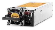 HPE 720479-B21 800 Watt Flexi Slot High Efficiency Platinum Plus Redundant Hot-Swap Power Supply for Proliant Generation 9 Server