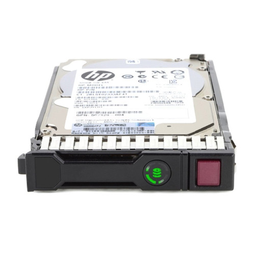 HPE 759208-B21 300GB 15000RPM 2.5inch Small Form Factor SAS-12Gbps SmartDrive Carrier Hot-Swap Enterprise Hard Drive for Proliant Generation8 Generation9 and Generation10 Servers