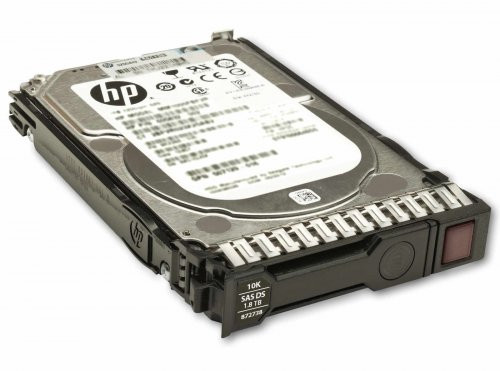 HPE 872738-001 1.8TB 10000RPM 2.5inch Small Form Factor Dual Port Digitally Signed Firmware SAS-12Gbps Smart Carrier Hot-Swap Enterprise Hard Drive for Proliant Generation8 Generation9 and Generation10 Servers