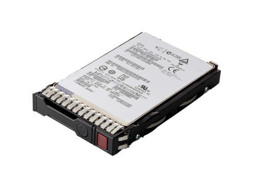 HPE 802909-001 800GB 2.5inch Small Form Factor Write Intensive (WI) SAS-12Gbps SmartDrive Carrier Hot-Swap Solid State Drive for Proliant Generation8 Generation9 and Generation10 Servers