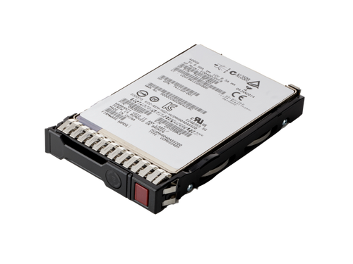 HPE 816899-B21 480GB 2.5inch Small Form Factor Read Intensive-3 (RI) SATA-6Gbps SmartDrive Carrier Hot-Swap Solid State Drive for Proliant Generation8 Generation9 and Generation10 Servers