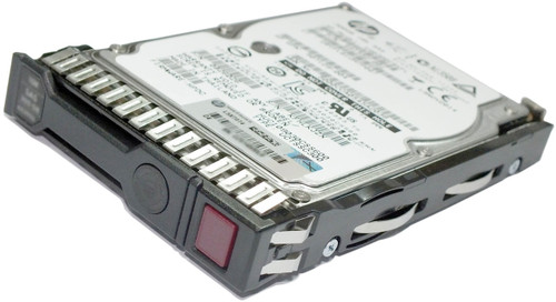 HPE 759212-B21 600GB 15000RPM 2.5inch Small Form Factor SAS-12Gbps Hot-Swap Smart Carrier (SC) Enterprise Hard Drive for Proliant Server Storage Array