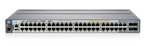HPE Procurve J9729A 2920AL 48G POE+ Gigabit Ethernet Stackable Layer 3 Rack Mountable Managed Switch