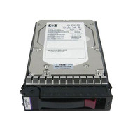 HPE DF0450B8054 450 GB 15000 RPM 3.5 inch Large Form Factor SAS-3Gbps Dual Port Hot-Swap Midline Internal Hard Drive for Proliant Server