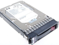 HP 517350-001 300GB 15000RPM 3.5inch Large Form Factor SAS-6Gbps Dual Port Hot-Swap Enterprise Internal Hard Drive for Proliant Server and Storage Arrays