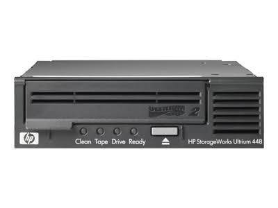 HPE StorageWorks DW085A 200GB Native 400GB Compressed 5.25inch SAS LTO-2 Ultrium 448 Internal Tape Drive for Proliant