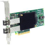 HPE LPE12002-HP 8GB Dual Port PCI Express 2.0  PCI Express x8 Fibre Channel Host Bus Adapter for Proliant Server