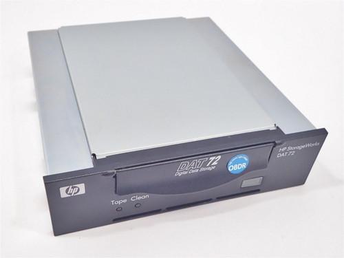 HPE StorageWorks Q1522B 36GB Native/72GB Compressed DAT-72 DDS5 LVD Ultra-160 SCSI 68-Pin Tape Drive
