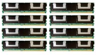 HP 495604-B21 64GB (8x8GB) 667MHz 240-pin CL5 ECC Registered PC2-5300 Fully Buffered DIMM DDR2 SDRAM Memory Kit for Proliant Server