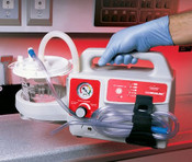 SSCOR VX-2 Portable Suction Unit with Charging  Bracket