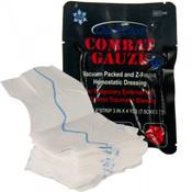 QuikClot ® Z-Fold Hemostatic Gauze Dressing 1/Pack