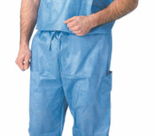 Scrub Pants, Disposable - All Sizes