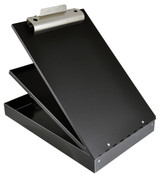Black Cruisermate Clipboard - 8.5''x12'' by Saunders