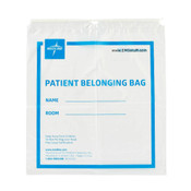 Patient Belongings Bag - 25 per Pack