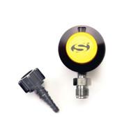 Dial Oxygen Flowmeter 0-25 Lpm