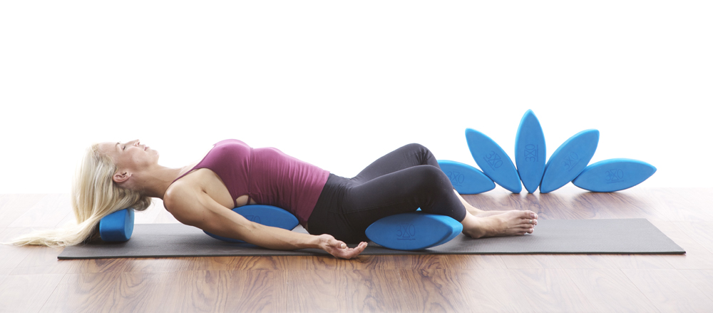 The Secret of the Exhale: A Closer Look at Pranayama - Using Ergonomic Yoga Props