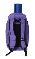 Yoga bag by Yoga Sak in color Purple Heart