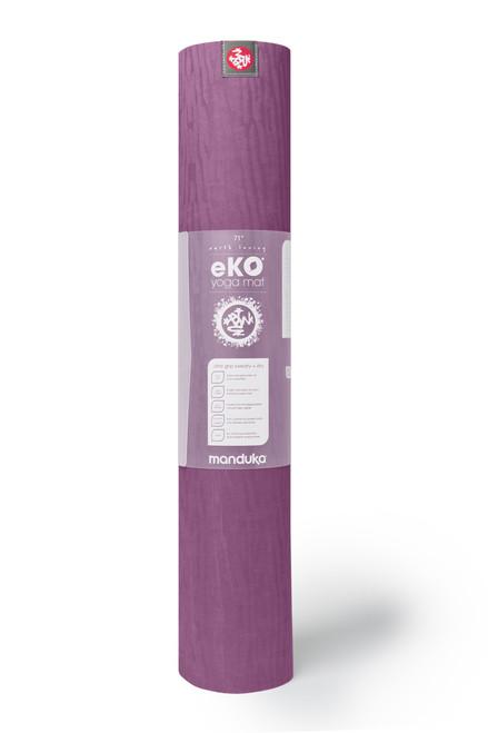 Yoga Mat - Manduka eKO Mat in color Acai