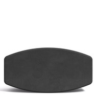 "N.Y.O.B. (Not. Your. Ordinary. Block!) by Three Minute Egg - 16"" Yoga Block - Charcoal"