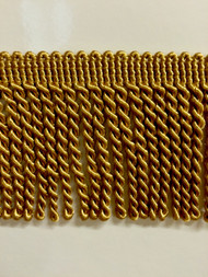 "2.5"" BULLION FRINGE-1/12           ANTIQUE GOLD"