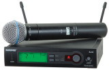 Shure SLX24/BETA58 Handheld Wireless System