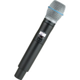Shure ULXD2/B87A Handheld Transmitter with BETA 87A Microphone